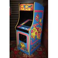 Ms Pacman Multi Game Arcade Machine