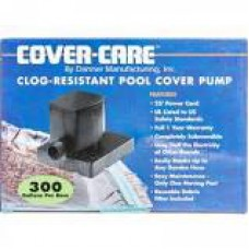 Clog - Resistant Pool Cover Pump