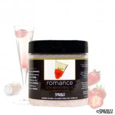 """Spazazz Romance """"Strawberry champagne"""" 4 oz"""