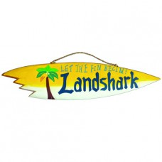 LANDSHARK WALL SIGN