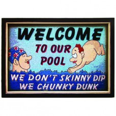 CHUNKY DUNK Wall Sign