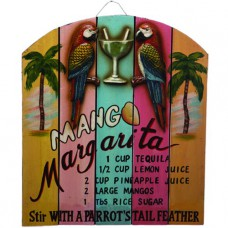 MANGO MARGARITA WALL SIGN