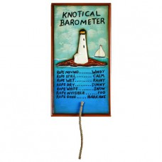 KNOTICAL BAROMETER WALL SIGN