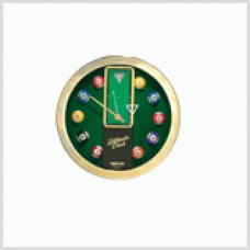 Classic Billiard Clock