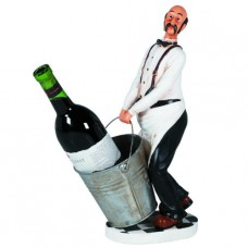 WAITER WINE CADDIE WITH BUCKET