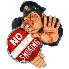 PUB SIGN-NO SMOKING CONSTABLE