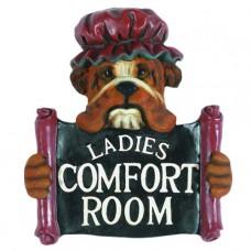 PUB SIGN-LADIES COMFORT ROOM