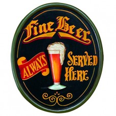 PUB SIGN-FINE BEER-23.5″H