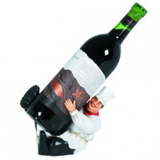 KICKING CHEF WINE CADDIE