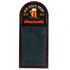 PUB SIGN-ICE COLD BEER CHALKBOARD