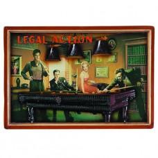 PUB SIGN-LEGAL ACTION-23″W