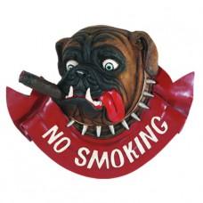 PUB SIGN-NO SMOKING DOG