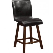 "Coaster Rec Room 29"" Stool - Black"