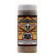 Apple Chipotle Rub 12 oz