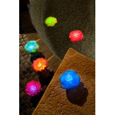 LED Light Up Flowers