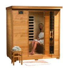 4 Person Cedar Sauna - Monticello