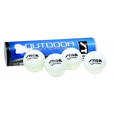 Outdoor Table Tennis Balls 4-Pack
