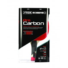 Pro Carbon Table Tennis Racket
