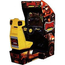 Off Road Thunder Driving Arcade Game