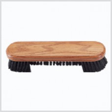 "9"" Wooden Brush with Nylon Bristles"