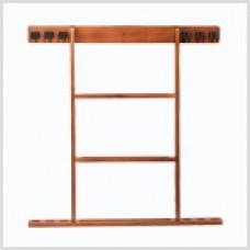 6-Cue Standard Wall Rack