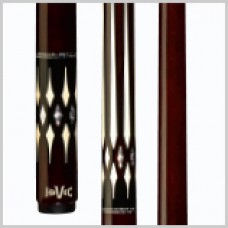 Havoc one-piece black fiberglass cues