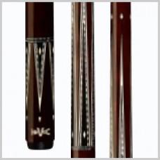 Havoc one-piece black fiberglass cue