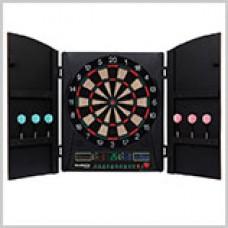 Marauder 5.0 Electronic Dartboard & Cabinet Set