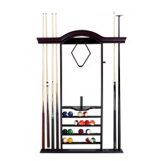 7-Cue Wall Rack