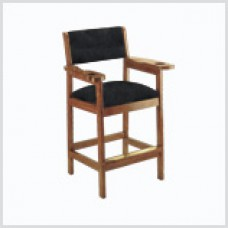 Cushion Back & Seat Spectator Chair