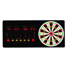 24-Game Electronic Dartboard