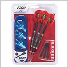 E300 Soft Tip Dart Set