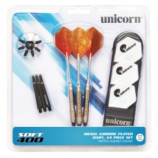 D71920 Unicorn Soft 400 Dart Set