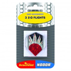 ND2DSLIM Nodor Three 2-D Flights