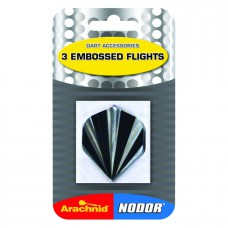 NDEMB Nodor Three Embossed Flights