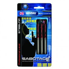 Sabotage Steel Dart Set