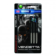 Vendetta Steel Dart Set