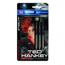 Ted Hankey Steel Dart Set