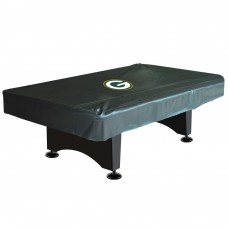 GREEN BAY PACKERS 8-FT. DELUXE POOL TABLE COVER