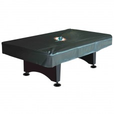 MIAMI DOLPHINS 8-FT. DELUXE POOL TABLE COVER