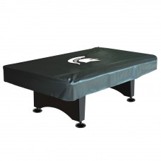MICHIGAN STATE 8-FT. DELUXE POOL TABLE COVER