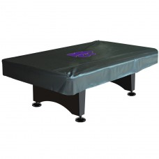KANSAS STATE UNIVERSITY 8-FT. DELUXE POOL TABLE COVER