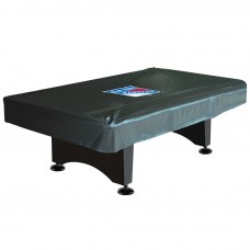 NEW YORK RANGERS® 8-FT. DELUXE POOL TABLE COVER