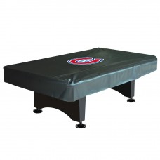 MONTREAL CANADIENS® 8-FT. DELUXE POOL TABLE COVER