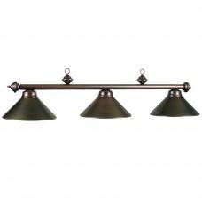 Value priced lighting metal 3 light fixture