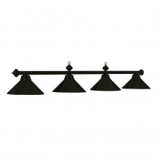 Value priced lighting metal 4 light fixture