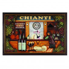 CHIANTI WINE BAR Wall Sign
