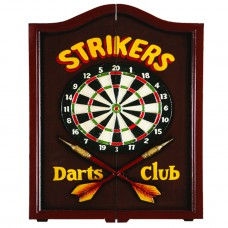 STRIKERS DART CABINET Wall Sign