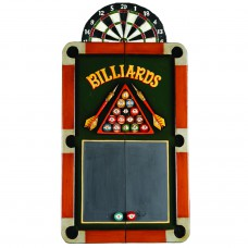 BILLIARDS & DART CABINET