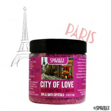 Spazazz Destinations Paris (City of Love) Crystals